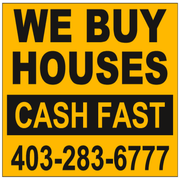 We Buy Houses For Cash In Calgary